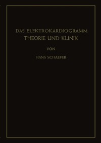 Cover Das Elektrokardiogramm