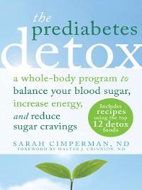 Cover The Prediabetes Detox