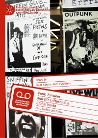 Cover Punk, Fanzines and DIY Cultures in a Global World