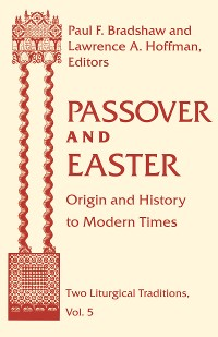 Cover Passover and Easter