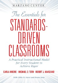 Cover The Essentials for Standards-Driven Classrooms