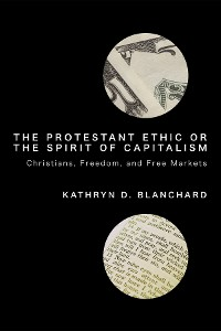 Cover The Protestant Ethic or the Spirit of Capitalism