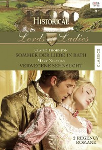 Cover Historical Lords & Ladies Band 57