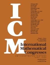 Cover International Mathematical Congresses