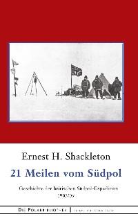 Cover 21 Meilen vom Südpol
