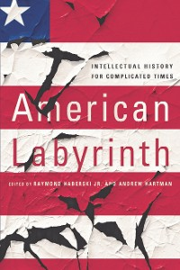 Cover American Labyrinth