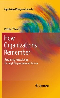 Cover How Organizations Remember