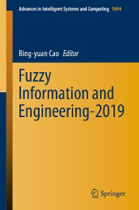 Cover Fuzzy Information and Engineering-2019
