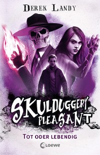 Cover Skulduggery Pleasant (Band 14) - Tot oder lebendig