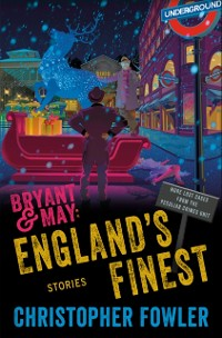 Cover England's Finest