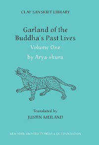 Cover Garland of the Buddha's Past Lives (Volume 1)