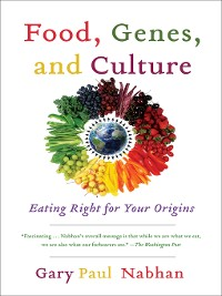 Cover Food, Genes, and Culture