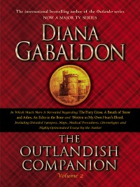 Cover The Outlandish Companion, Volume 2