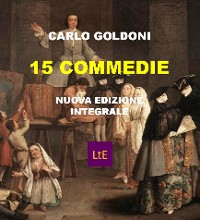 Cover 15 commedie