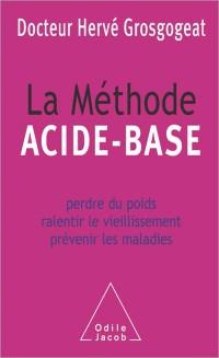 Cover La Methode acide-base