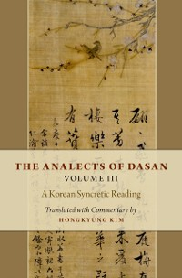 Cover Analects of Dasan, Volume III