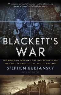 Cover Blackett's War