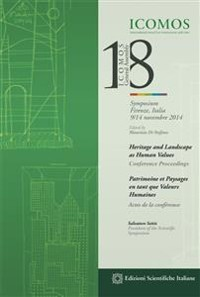 Cover Heritage and Landscape as Human Values - Conference Proceedings