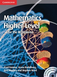 Cover Mathematics for the IB Diploma: Higher Level