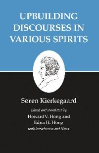 Cover Kierkegaard's Writings, XV, Volume 15