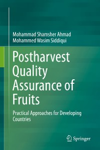 Cover Postharvest Quality Assurance of Fruits