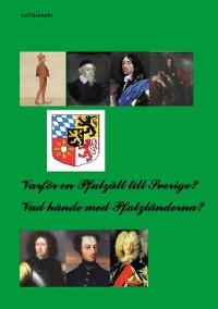 Cover Varför en Pfalzätt till Sverige?