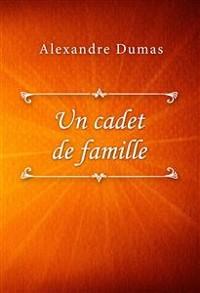 Cover Un cadet de famille