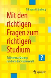Cover Mit den richtigen Fragen zum richtigen Studium