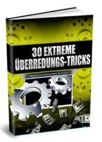 Cover 30 extreme Überredungstricks