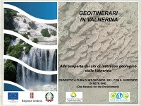 Cover Geoitinerari in Valnerina