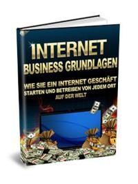 Cover Internet Business Grundlagen