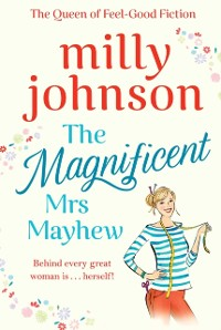Cover Magnificent Mrs Mayhew