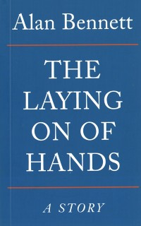 Cover Laying On Of Hands