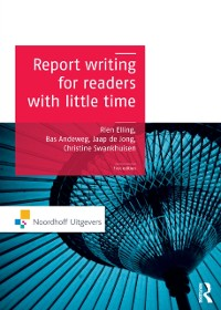 Cover Report Writing for Readers with Little Time