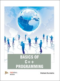 Cover Basics of C++ Programming
