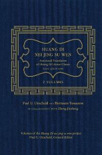 Cover Huang Di Nei Jing Su Wen