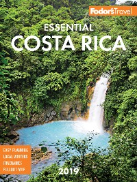 Cover Fodor's Essential Costa Rica 2019