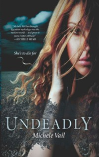 Cover Undeadly (The Reaper Diaries, Book 1)