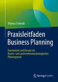 Cover Praxisleitfaden Business Planning