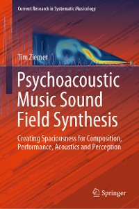 Cover Psychoacoustic Music Sound Field Synthesis