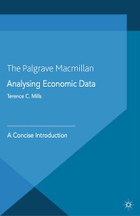 Cover Analysing Economic Data