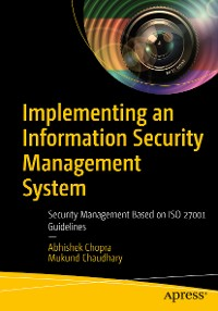 Cover Implementing an Information Security Management System