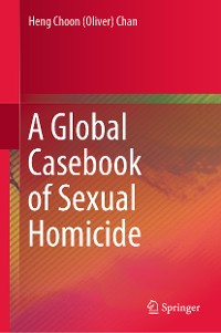 Cover A Global Casebook of Sexual Homicide