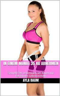 Cover In einem Monat 35 kg abnehmen