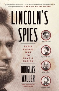 Cover Lincoln's Spies