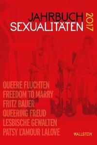 Cover Jahrbuch Sexualitäten 2017