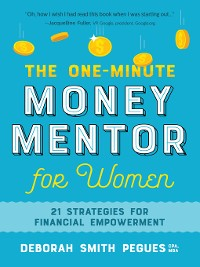 Cover The One-Minute Money Mentor for Women