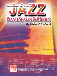 Cover Jazz Piano Scales & Modes