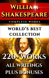Cover William Shakespeare Complete Works – World's Best Collection