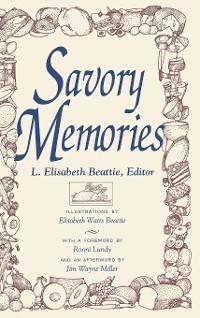 Cover Savory Memories